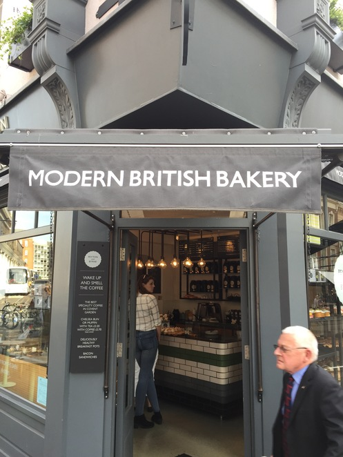 bakery food drink coffee shop london covent garden pastry