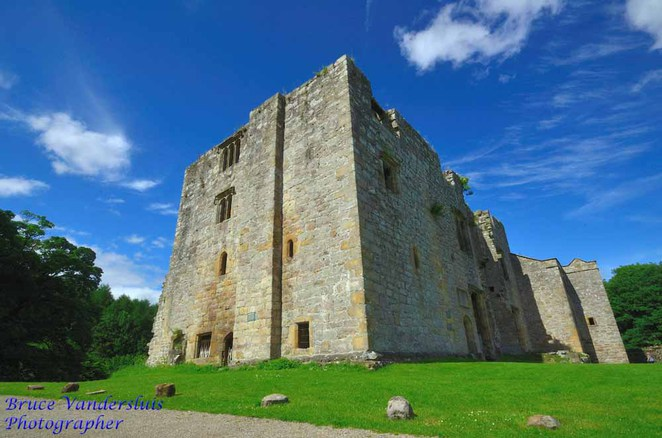 barden tower, bolton abbey, ghosts, ruins, castles,bruce vandersluis images