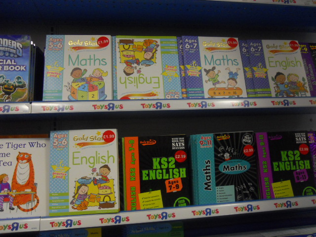colliers wood, priory retail park, toys r us, books