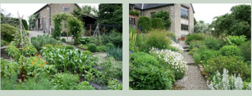 gardens in the wild, upper tan house, festival