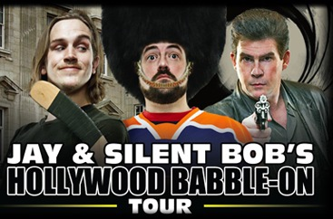 jay & silent bob's hollywood babble-on tour, super groovy cartoon movie