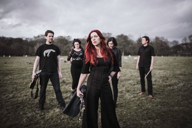 Kathryn Tickell and The Darkening