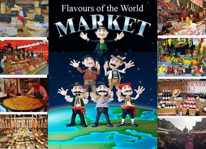 Markets, Free, London, Shopping, Gifts, Food & Drinks, Family