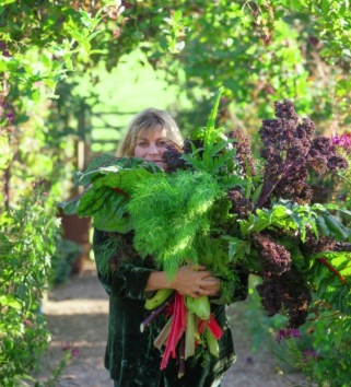 perch hill, year round veg course, gardening, cooking, sarah raven