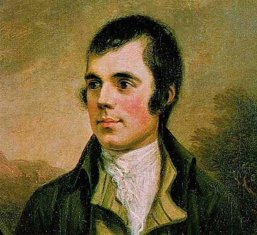 robert burns, burns supper, community events, public lecture