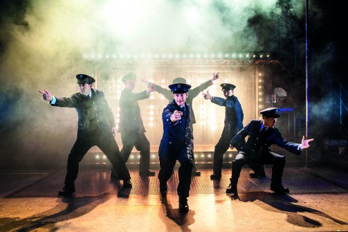 The Full Monty, national UK Tour, Gary Lucy, Simon Beaufoy,