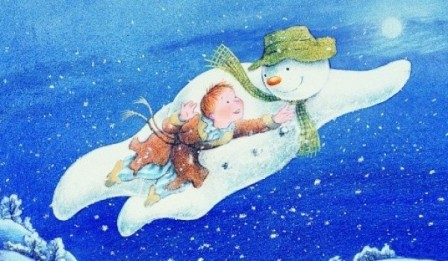 The Snowman, Birmingham Rep, Birmingham Repetory Theatre, best Christmas shows in Birmingham