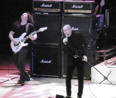 UFO, Phil Mogg, Andy Parker, Paul Raymond, Vinnie Moore, Rob De Luca, A Conspiracy of Stars, Birmingham Town Hall, Concert Review