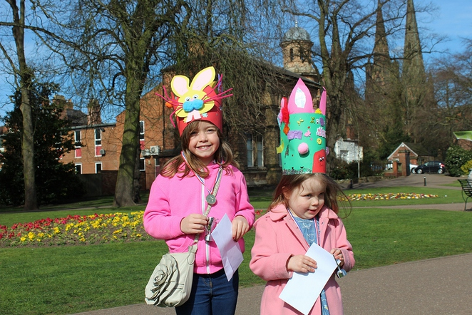 Beacon Park, Easter Bonnet Parade