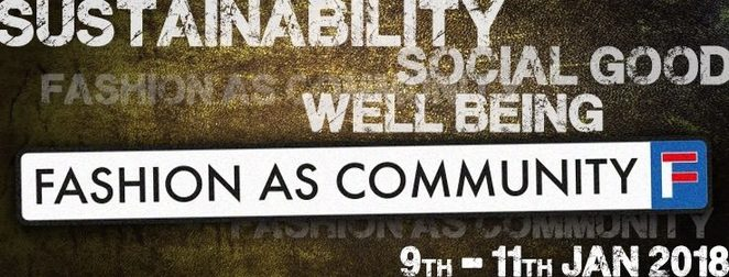 fashion as community week, solent university, sustainability, fashion, community events
