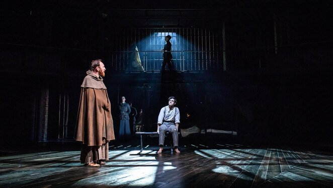 measure for measure, RSC, Antony Byrne, greg doran