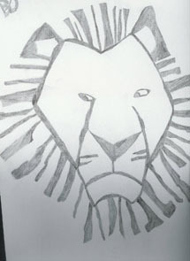 Lion King, Musical, lyceum, mufasa