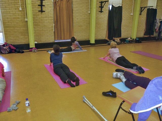 pilates, south mitcham community centre, smca