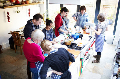 riverford cooking classes