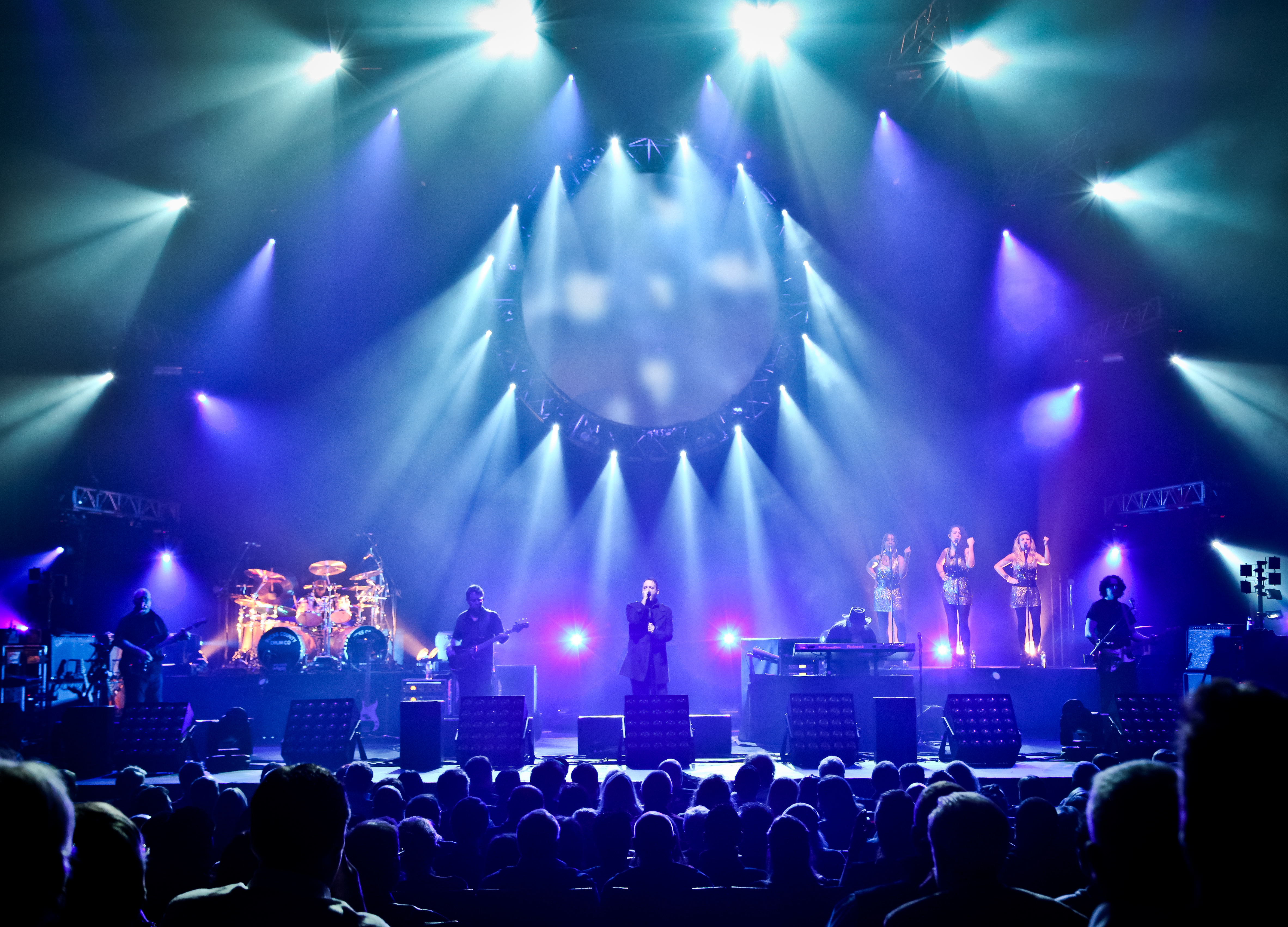 The australian pink floyd show at birmingham nia in 2015 for Pink floyd exhibition