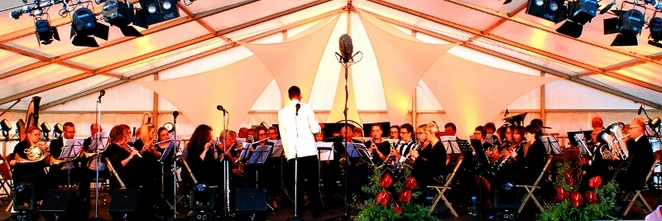 The City of Lichfield Concert Band