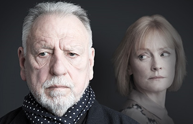 The father, Kenneth Cranham, Claire skinner, florian Zeller, malvern theatres, bath theatre royal,