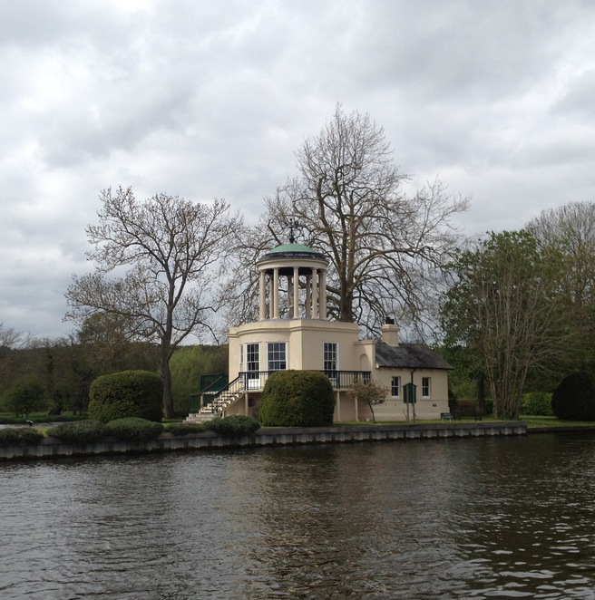 The Temple, Temple Island, Henley