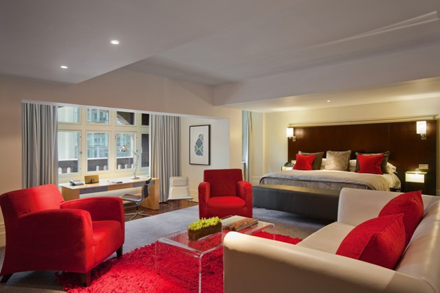 Andaz London Liverpool Street, valentines, romantic , suite,