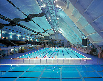aquatics centre pool