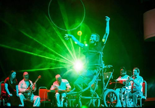 British Paraorchestra, Charles Hazelwood, Lloyd Coleman, Symphony Hall Birmingham, Classical Music, Concert Preview, Disabled