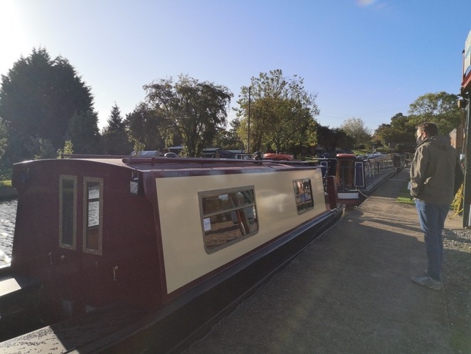 Day narrowboat Emma, Anglo Welsh, staycation, boating