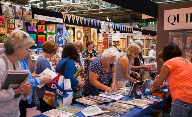 Festival of Quilts, Birmingham NEC, international craft quiltmaking show, preview,