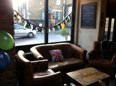 private room, hire, The Alice House, Queens Park, London, bar, restaurant, lunch, toddler group