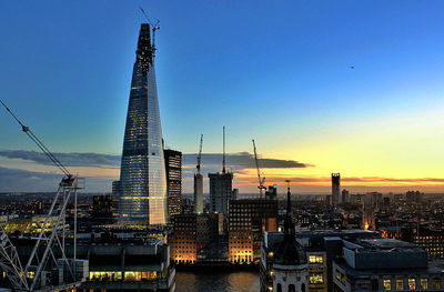 shard london views