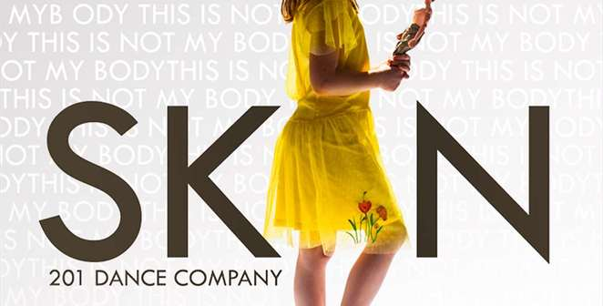 Skin, dance, 201 dance company, theatre, waterside arts centre, sale, queer festival, 201, dancers, gender identity story