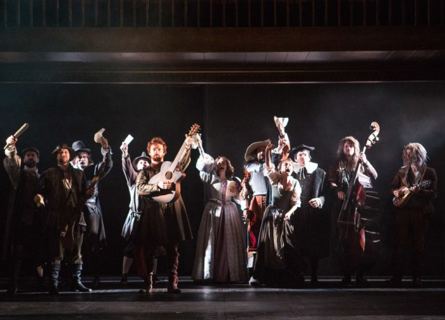 The Hypocrite, RSC, Hull Truck Theatre, Review, Caroline Quentin, Mark Addy