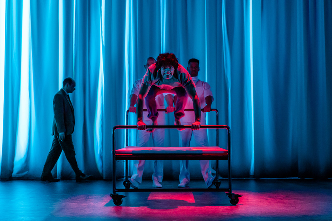 : Equus, English Touring Theatre, Theatre Royal Stratford East, theatre, Salford Quays, Lowry Centre, Norah Lopez Holden, Peter Shaffer