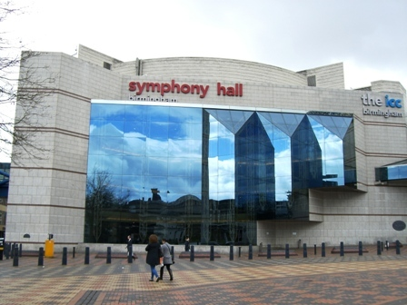 Carly Paoli, Collabro, Symphony Hall Birmingham, Singing My Dreams, Classical Music