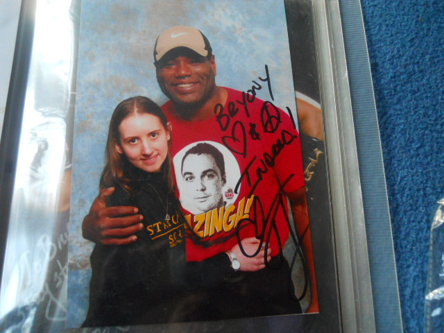 christopher judge, autograph