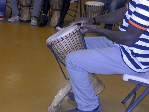 djembe, challenge network, drums