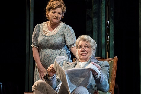 felicity montagu, matthew kelly, birmingham rep, pride and prejudice