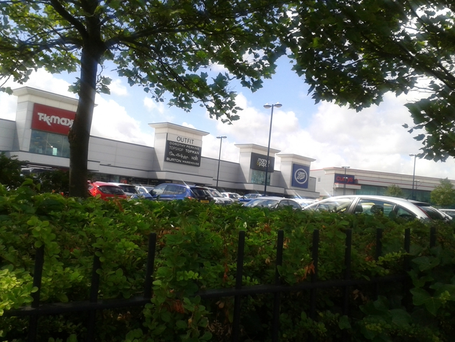 Gallagher retail park, Next, wednesbury retail park, shopping