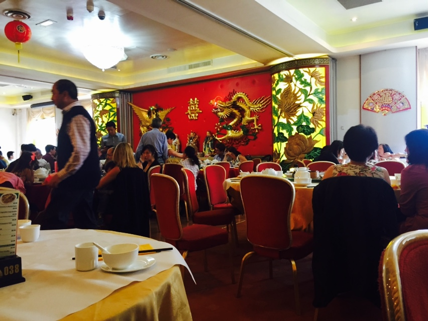 Wing Yip Restaurant >> Dim Sum at Glamorous Chinese Restaurant - Manchester
