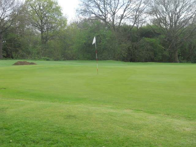 mitcham Common, mitcham golf club