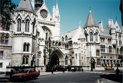royal courts justice london