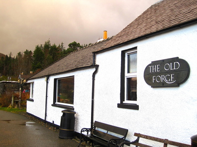 The Old Forge, Knoydart Peninsula, Scotland (c) JP Mundy 2012