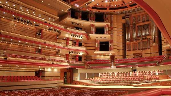 Birmingham Royal Ballet, BRB, Symphony Hall, An Evening Of Music And Dance, BRB Sinfonia, orchestra