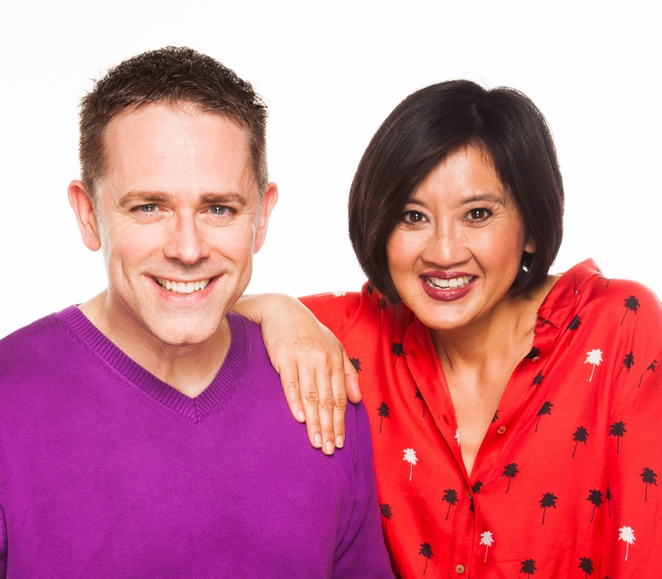 CBeebies, Chris and Pui, Tamworth Assembly Rooms
