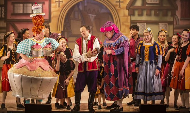 Dick Whittington, Lichfield Garrick