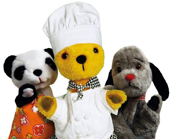 Sooty, Sweep, Soo, Cadbury World
