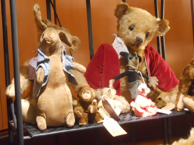 teddies winter fest, teddies 2015, hugglets, mickey mouse, peter rabbit, vintage