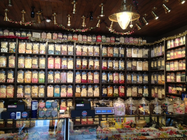 Old Fashioned Sweets Shop London