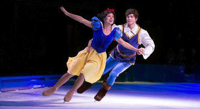 Disney on Ice, 100 years of magic, Birmingham, review
