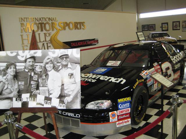 international motorsports hall of fame and museum, talladega speedway, alabama, top motorsport museums in the world, karts, nascar, midgets