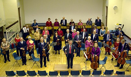 kingston U3A Orchestra, summer concert